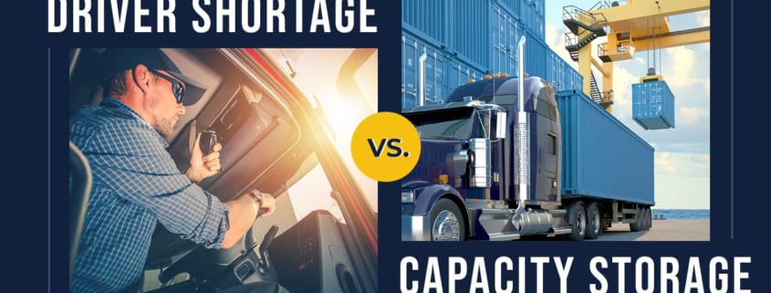 Driver Shortage vs Capacity Shortage | Best Yet Express Trucking