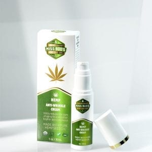 Miss Bud's Hemp Anti-Wrinkle Cream