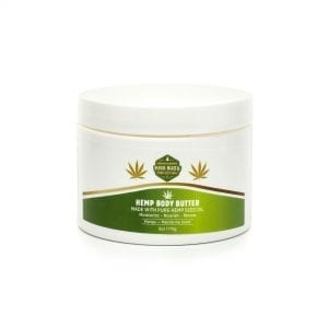 Miss Bud's Hemp Body Butter