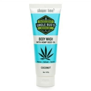 Uncle Bud's Hemp Body Wash