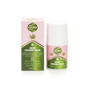 Miss Bud's Hemp Feminine Cream