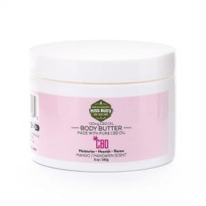 Miss Bud's 120mg CBD Body Butter