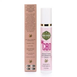 Miss Bud's CBD Night Time Nourishing Cream