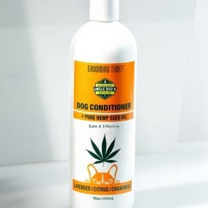 Uncle Bud's Hemp Dog Conditioner