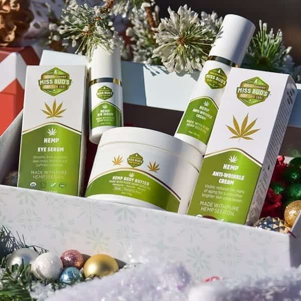 Miss Bud's Hemp Skin Care Gift Set image 01