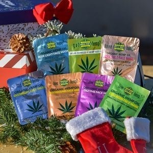 Ultimate Hemp Face Masks Gift Pack image 01