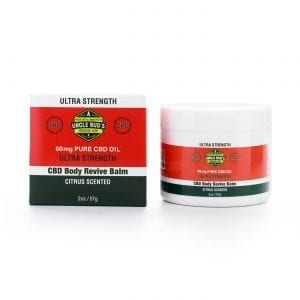 CBD Body Revive Balm