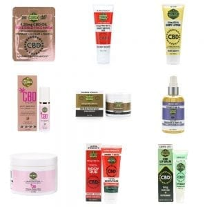 Uncle Bud's CBD FAQ Buyers Guide Products -02