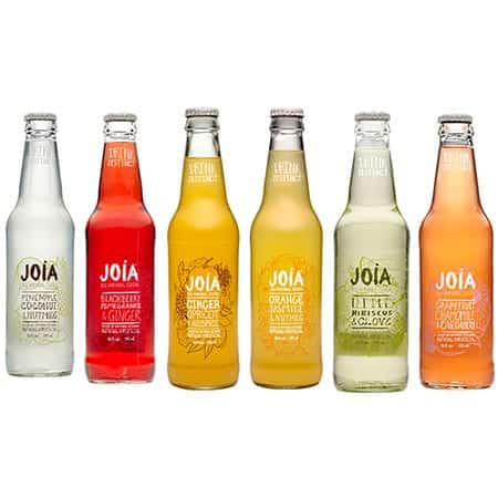 Joia All Natural Sodas