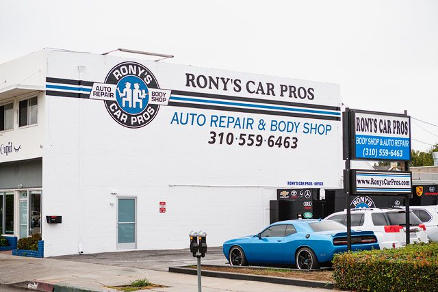 Auto Mechanical Repair Services | Car Paint and Body - Ronys Car Pros