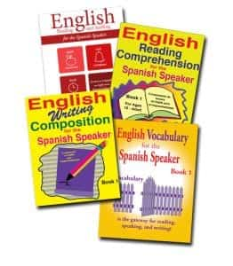 Fisher Hill's English Literacy Program. English for the Spanish Speaker