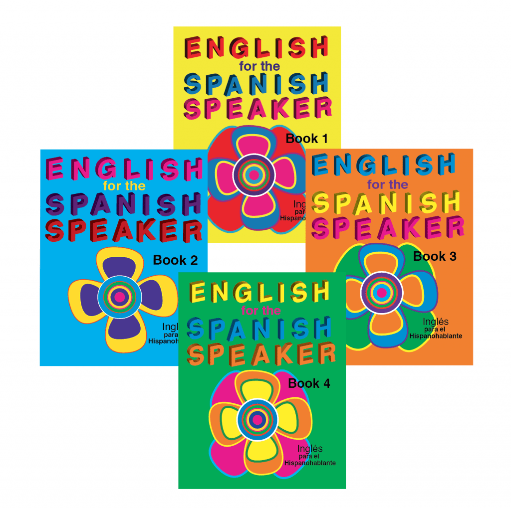 #New ESL Ebooks from Fisher-Hill English for the Spanish Speaker