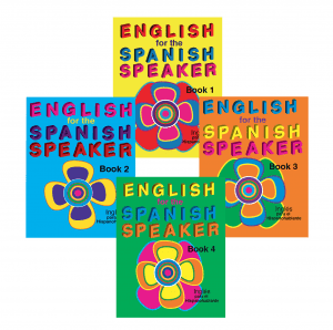 English for the Spanish Speaker book 1. CDs to Learn English