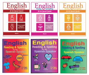 English and Reading for the Spanish speaker