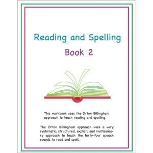 Reading and Spelling-Book-2