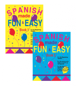 Summer is a Good Time to Learn Spanish. Spanish made fun and easy