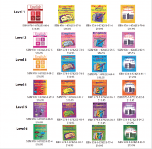 Summer Savings on ESL Materials | Learn English Workbooks - Fisher Hill